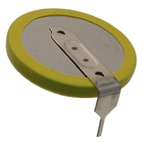Batt Lith Coin 3V Cell Pc Pins