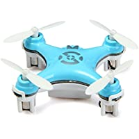Kids RC Quadcopter 4CH 2.4GHz 6 Axis Gyro 3D Eversion Drone Aircraft Toys Games Mini Gift Blue
