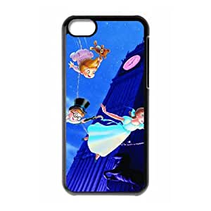 Return to Never Land iPhone 5c Cell Phone Case Black Q9238085