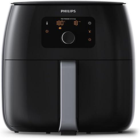 Philips HD965390 Airfryer XXL Avance Twin TurboStar inkl. Backform