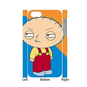 Generic Smart Design Back Phone Case For Guys For Iphone4 Apple Print With Family Guy Choose Design 1-10