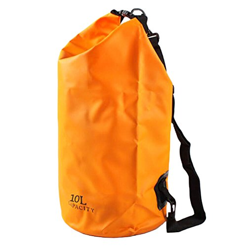 George Jimmy Outdoor&Sports Beach/Camping Bags/Waterproof Swimming/Orange Floating Package by George Jimmy