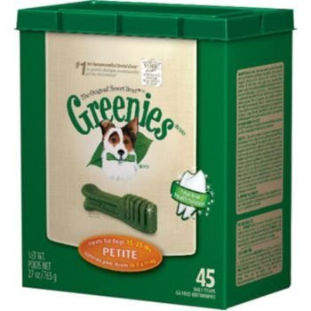 Greenies Petite size, Tub Pack, 45 ct., My Pet Supplies