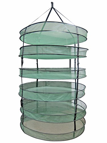 Yield Lab Hanging Dry Net With Clips  – Hydroponic, Aeropo