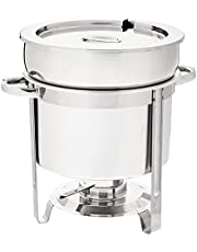 Winco 207 Stainless Steel Soup Warmer