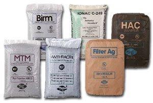 Water softening resin 1 cu. ft. bag replacement softener resin