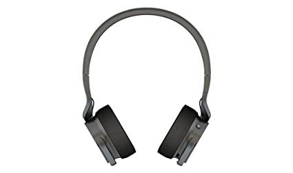 683f736f8c5 Image Unavailable. Image not available for. Color: MUZIK OE-MZHP1-BLK On-Ear  Headphones Black