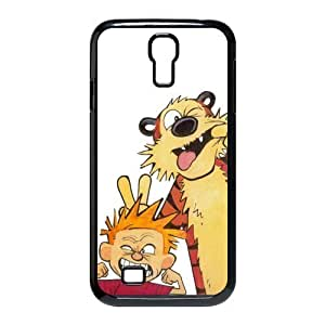 Fashion Calvin and Hobbes Personalized SamSung Galaxy S4 I9500 Case Cover
