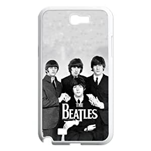 The Beatles Samsung Galaxy N2 700 Cell Phone Case White JR5223298