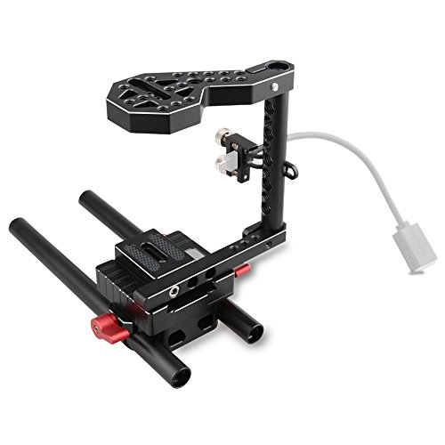 CAMVATE Camera Cage for DSLR Mirrorless Camera by CAMVATE