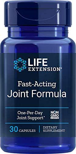 Life Extension Fast-Acting Joint Formula, 30 Capsules (Packaging May Vary)