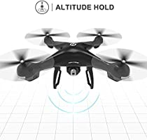 Holy Stone Drone FPV Cámara 1080P HD WiFi HS100 Vídeo en Vivo GPS ...
