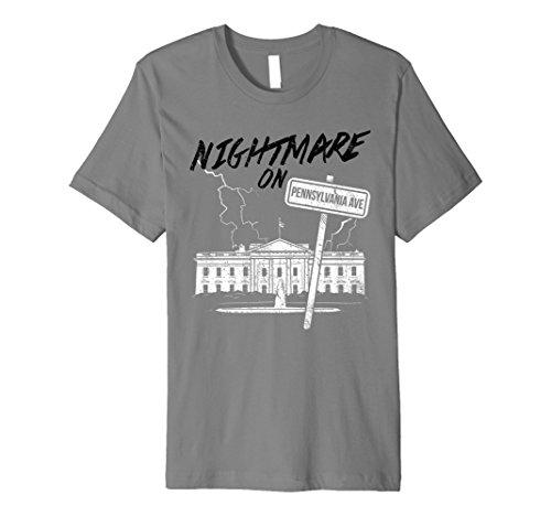 Nightmare - Halloween Costumes T-Shirt Anti Trump Resist Tee ()