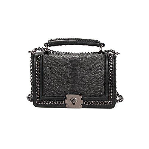 Mini Bandoulière Sac Shouder Chaîne Sheli Pochette Bag Femmes Matelassé Sac OxwCgfq