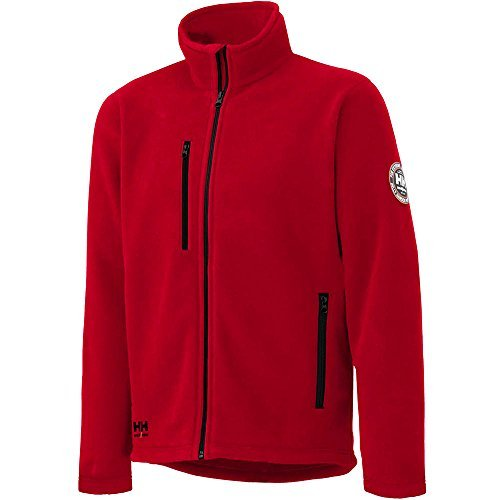 Helly Hansen Langley 72112 Functional Fleece Jacket XXXL red by Helly Hansen Workwear