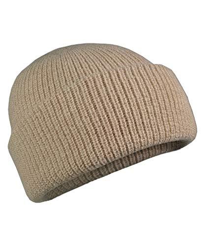 Women's Double Knit English Alpaca Hat - Hat Knit Alpaca