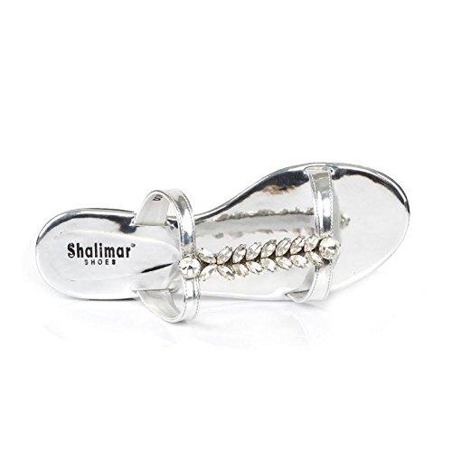Sandales Shalimar Shoes Plateforme Shalimar Shoes Femme Sandales SwF8q7BfxT