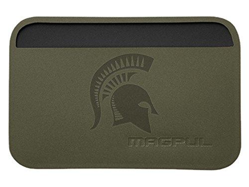 Magpul DAKA Essential Wallet MAG758 ODG Laser Engraved Spartan Helmet 4