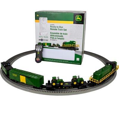 Special Freight Set - Lionel John Deere R5-3 Freight Set