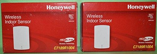 Honeywell C7189R1004 Wireless Indoor Sensor - 2 Pack