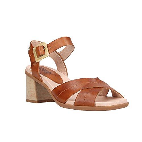 Pikolinos Sandals W2R-1638 Denia Brandy Brown