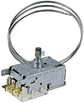 LUTH Premium Profi Parts Thermostat K59-L1942-500 Ranco 650mm Kapillarrohr 1x4,8mm//2x6,3mm AMP