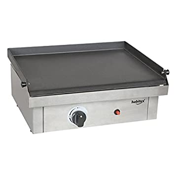 Habitex 552C2 - Barbacoa-Plancha Gas Bontempo 51