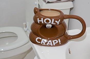 Bigmouth Inc Holy Crap Mug 1