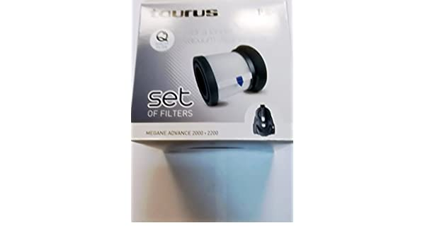 Taurus Kit Filtros Megane Advance 2000-2200: Amazon.es: Hogar