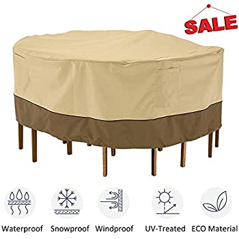 Amazon Com Protective Covers Weatherproof Patio Table