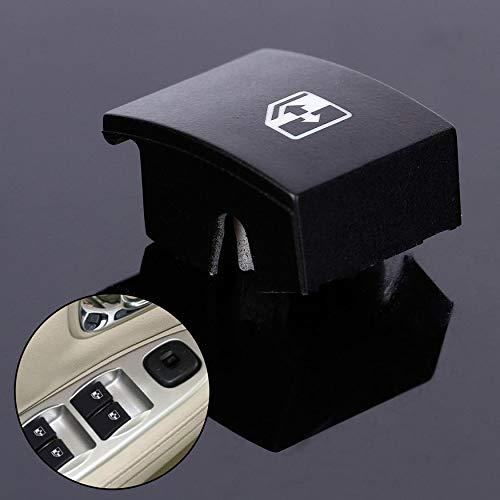 Yaoaoden F/ür Opel Astra Mk5 Zafira Tigra B Fensterheber Schalter Abdeckung