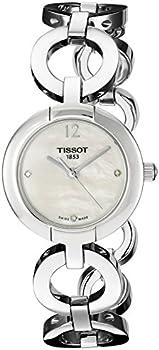 Tissot T084.210.11.116.01 T-Lady Pinky Ladies Quartz Watch