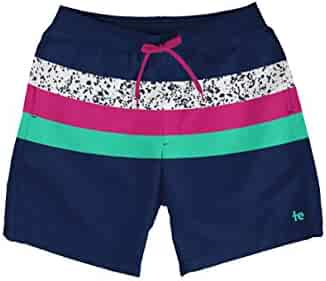 c75a3879e6 Bright Colored Men's Swim Suit Trunks - Vacation Surf Board Shorts for  Spring Break