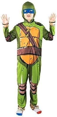 Bodysocks® Disfraz de Tortuga Ninja para niño (7-10 años): Amazon ...