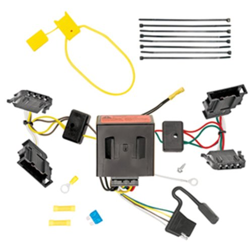 Chicago Truck Harness - T-One Connector Assembly w/Upgraded Circuit Protected ModuLite HD Module