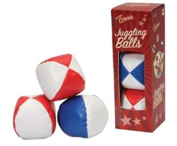 Pocket Money Toys Set of 3 Juggling Balls