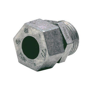 Sigma Electric ProConnex 49214 Strain Relief Cord Connector 3/4-Inch, 1-Pack