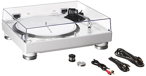 Pioneer Pro DJ White (PLX-500-W) (Starting An Art Collection On A Budget)