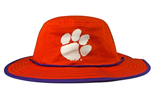 37fa4db9788 Clemson Tigers Camouflage Caps. Cowbucker Collegiate Boonie Hat