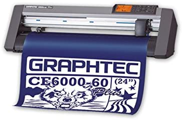 Graphtec ce6000 – 60 Plus Plóter Gris: Amazon.es: Informática