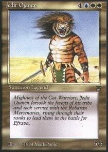 - Magic: the Gathering - Jedit Ojanen - Legends