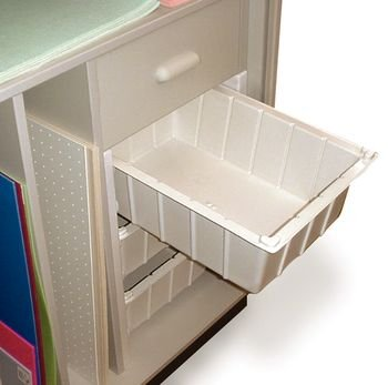 Sammons Preston Storage Cabinet with Roll-Up Door for Splinting Supplies