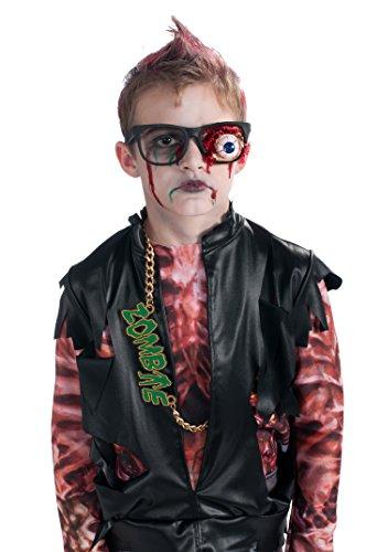 Rubie's Costume Co Eyeball Prosthetic Glassed Costume