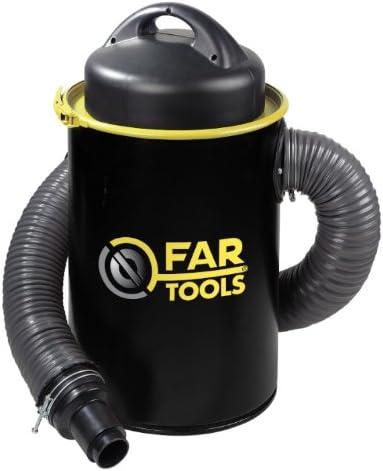 Fartools 113244 - Aspiradora de viruta (1100 W, diámetro: 100 mm ...