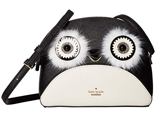 Kate Spade New York Women's Dashing Beauty Penguin Large Hilli Black One Size ()