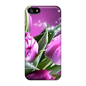 Saraumes Slim Fit Tpu Protector FAkbOKp8520ekzbF Shock Absorbent Bumper Case For Iphone 5/5s