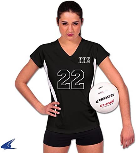 VJ13 Champro Ladies Uniform Volleyball Jersey Spike Ladies Volleyball Jersey