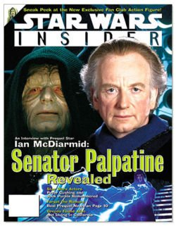 Star Wars Insider Magazine #37