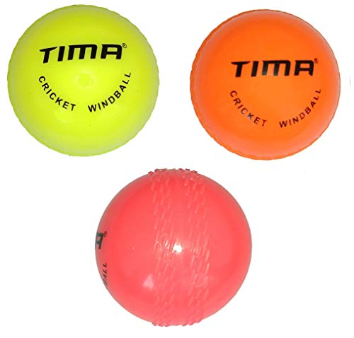 Tima Wind Cricket Ball   Size: Standard