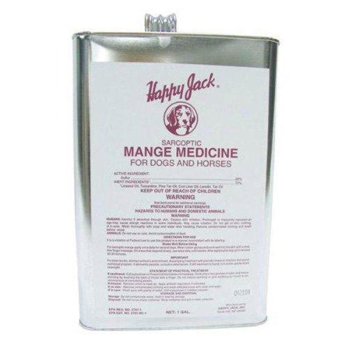 Sarcoptic Mange Medicine - Gallon - By Happy Jack